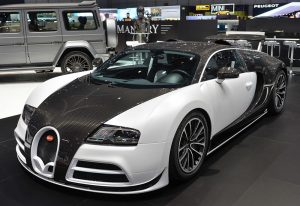 2014 Bugatti Veyron 16-4 Mansory Vivere; top car design rating and specifications
