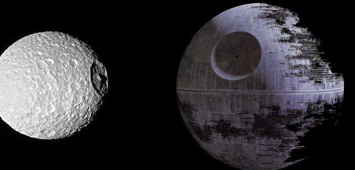"""НАСА показа """"Звездата на смъртта"""" и приликата с тази от Star Wars е поразителна!"""