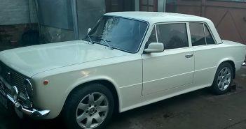 ВАЗ 2101 Купе